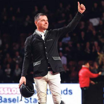 2. Platz im Championat von Basel mit Windsor